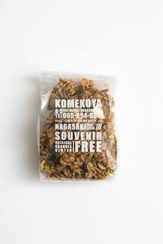 玄米グラノーラ-コーヒー - komekoya~長崎県産米100%使用の米粉と米粉を使ったオリジナル食品の米粉屋~