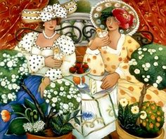 Linda Carter Holman - Off The Terrace - Limited Edition