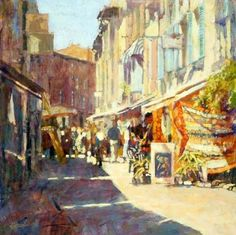 Light and Shade, Aups, John Hammond
