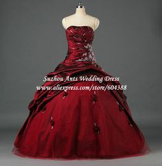 Masquerade Ball Gowns   Luxury-Beaded-Masquerade-Ball-Gown-Dresses-Evening-Real-Picture-Red ...