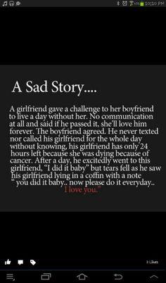 Mad me kinda cry