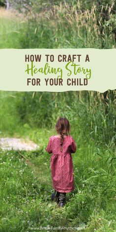 How to write a healing story for your child to help him cope with behavioural challenges, intense change, loss or struggle. Waldorf Preschool, Waldorf Kindergarten, Waldorf Crafts, Learning Activities, Kids Learning, Teaching Kids, Waldorf Education, Childhood Education, Natural Parenting