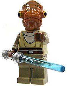 LEGO Star Wars The Clone Wars Nahdar Vebb Minifigure [Loose]
