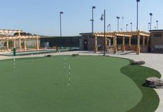 Golf Course This minigolf course is a nice place to take a break outdoors. #Google