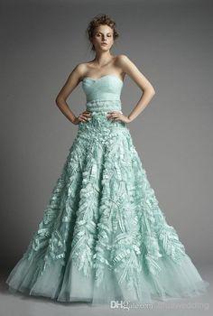 Cheap Backless Wedding Dress - Discount Zuhair Murad Designer Wedding Dresses Unique Bridal Gowns Online with $172.32/Piece | DHgate