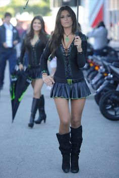 Happens. Instead Pictures of hot girls that sponsor monster energy pity