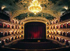 Государственный оперный театр (Státní opera)