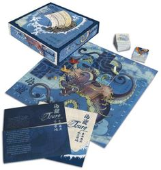 Who doesn't love dragons & dice? Find the secret #giveaway on CalliopeGames.com and enter to #win a copy of Tsuro of the Seas!