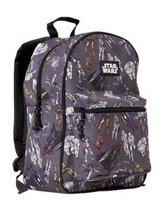 bc687226a7c Star Wars backpack from Old Navy.
