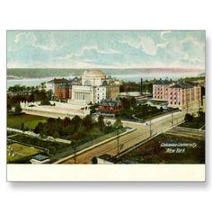 Columbia University New York 1910