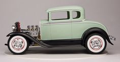 '30 Ford hemi coupe WIP   Traditional Rod and Kustom in scale