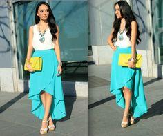 Maytedoll: Aqua colors.