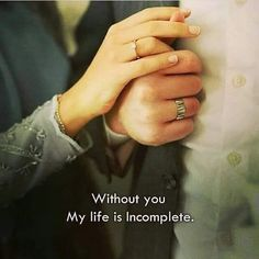 Allah hm dono ko kbhi alag na kre aameen. Love Marriage Quotes, Muslim Couple Quotes, Soulmate Love Quotes, Muslim Love Quotes, Love Quotes For Girlfriend, Couples Quotes Love, Love Husband Quotes, Islamic Love Quotes, Wife Quotes