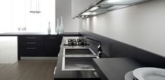Stainless Steel in Luxury Kitchens Design