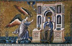 Santa Maria in Trastevere Mosaics Santa Maria in Trastevere
