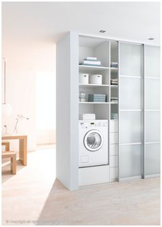 "Outstanding ""laundry room stackable washer and dryer"" information is offered on our site. Have a look and you wont be sorry you did. Room Organization, Washer And Dryer, Closet Storage, Locker Storage, Apartment Decor, European Laundry, Small Laundry Room Organization, Laundry, Storage"