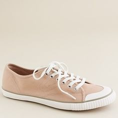 tretorn canvas sneakers from j.crew- imma need these for spring!