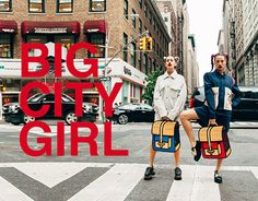 "Check out new work on my @Behance portfolio: ""Big City Girl"" http://be.net/gallery/31460511/Big-City-Girl"