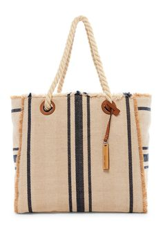 Vince Camuto | Ulla Striped Tote | Nordstrom Rack