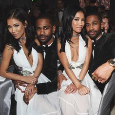 """110 Likes, 3 Comments - Big Sean & Jhené Aiko  (@twenty88deluxe) on Instagram: """"love of my life via snapchat  hope you doing well @jheneaiko."""""""