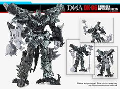 DNA Design Studio DK-06 Upgrade Kit For Studio Series Grimlock Images