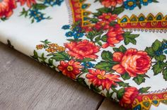 Mulberry Whisper: Authentic Russian Shawl Giveaway by Mulberry Whisp...