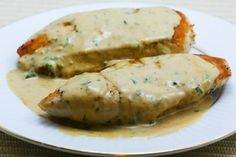 Sauteed Chicken Breasts Recipe with Tarragon-Mustard Pan Sauce  from Kalyns Kitchen
