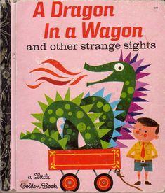 A Dragon in a Wagon