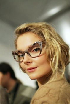 Time for Fashion » Fall 2015 Eyewear Trends