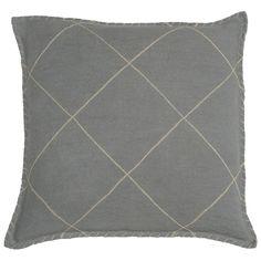 Pom Pom at Home Hudson Sea Foam Decorative Pillow