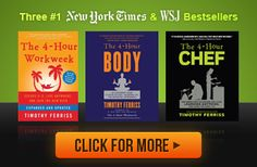 tim ferriss the four hour: work week, body, chef Lose 50 Pounds, Losing 10 Pounds, 20 Pounds, Losing Weight Tips, Reduce Weight, How To Lose Weight Fast, Weight Loss Plans, Weight Loss Program, Tim Ferriss