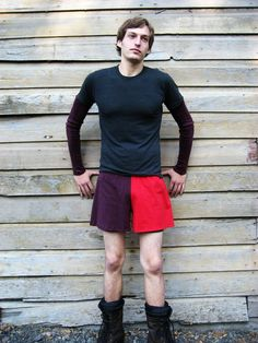 Mens Jester Drawers Boxers by UnderTheRoot