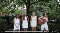 Hopefully this link will work! Follow the link to a video of a beautiful song presented at Pref during formal recruitment at the University of Washington.  https://www.facebook.com/photo.php?v=10151868352628809