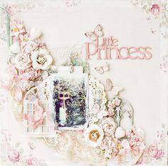 """Вдохновение: Страничка  """"Маленькая принцесса""""/ """"Little Princess..."""