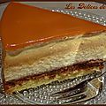 Entremets pomme vanille Voici, Muffins, Caramel Icing, Butter, Vanilla, Cooking Food, Bavarian Cream, Muffin, Cupcakes