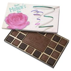 #floral - #Mother's Day Rose and Confetti Assorted Chocolates