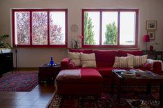 Living room - zona giorno Villa Moni