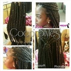 BACK 2 SCHOOL SPECIAL on Box Braids!!! $10 Off.  www.styleseat. com/cocostyles Book Online!!! *Deposit Required*