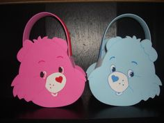 Care bears inspired Party Bags Favors