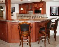 Best Of Pictures Of Bars In Finished Basements