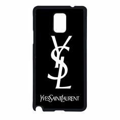 Inspirited YSL Samsung Galaxy Note 4 Case