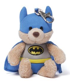 Loving this GUND Batman Backpack Clip on #zulily! #zulilyfinds
