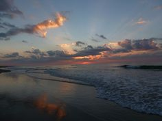 Sunrise on Outer Banks