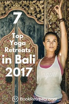"We've picked out 7 top yoga retreats in Bali for 2017. Interested?  Explore retreats in Ubud, Canggu, and other locations on the ""island of the gods."" @  https://bookretreats.com/blog/7-top-yoga-retreats-in-bali-2017/"