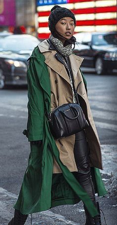 Layered With Another Jacket
