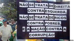 Da avenida Paulista a Miami, os protestos antigoverno em 12 frases