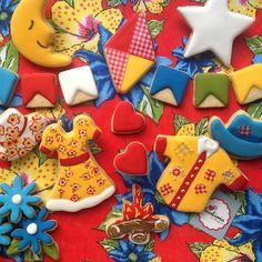 Cookies Juninos