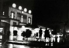 鄭桑溪 | 台北車站, 1960