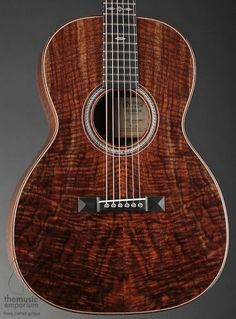 Martin SS-000S-14 All Walnut Limited Acoustic Guitar