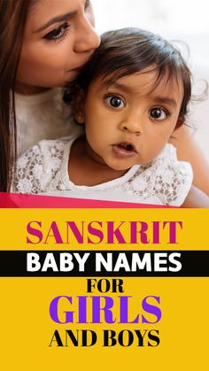 200 Remarkable Sanskrit Baby Names For Girls And Boys : Parents these days look for more than just a beautiful name. They want something more profound. And Sanskrit language is the best source for names that speak to your soul. Hindu Girl Baby Names, Sanskrit Baby Boy Names, Twin Baby Names, Modern Baby Names, Baby Girl Names Unique, Names Girl, Unusual Baby Names, Indian Names For Girls, Good Baby Names